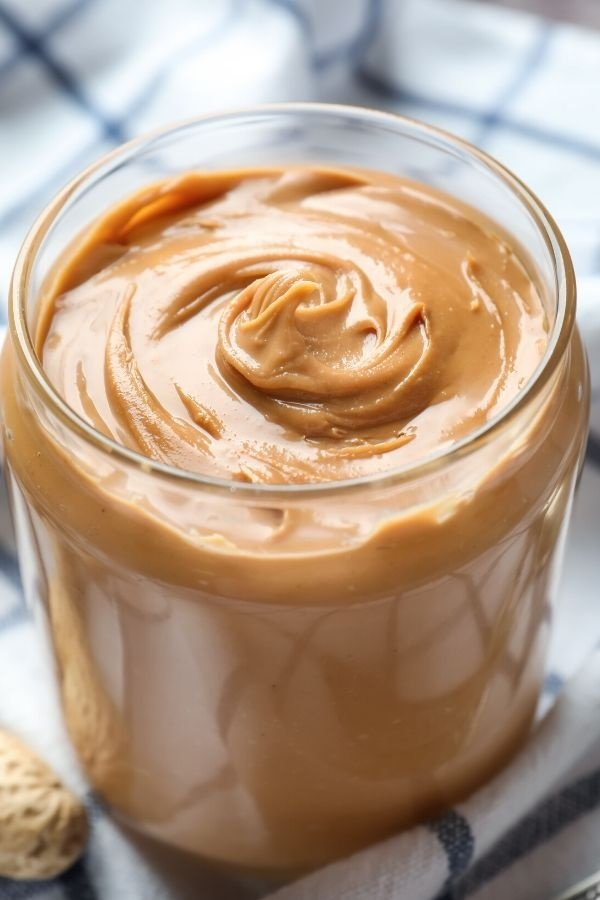 roasted peanut butter recipe creamy or chunky in jar