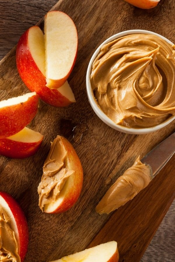 roasted peanut butter recipe creamy or chunky with apples