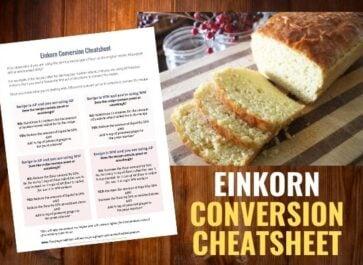 einkorn conversion cheatsheet preview