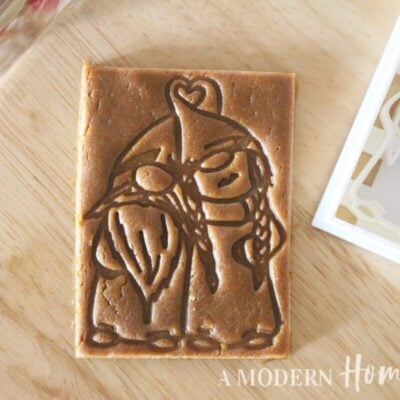 Gnome Couple Cookie Cutter/Cookie Stamp