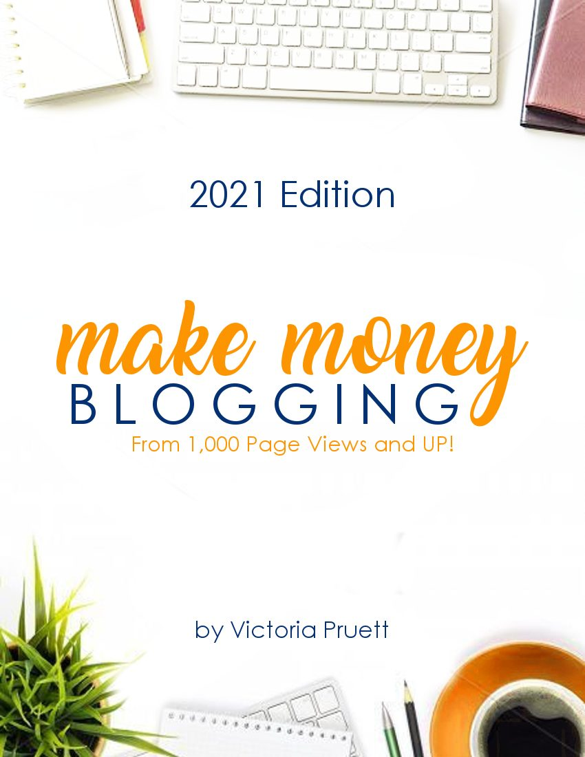 how to make money blogging ebook cover