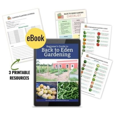 Complete Guide to Back to Eden Gardening