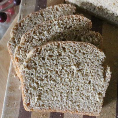 Einkorn Whole Wheat Sandwich Bread